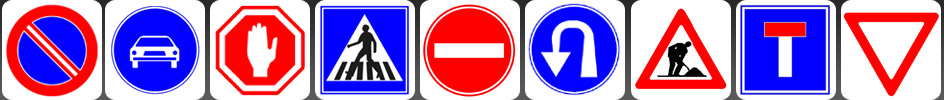 Q&A on traffic signs and road markings for all driving licence categories